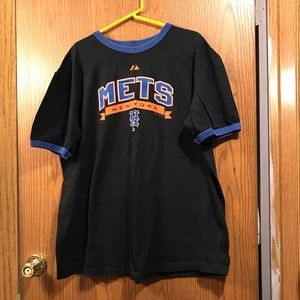 Mets Tee by Majestic